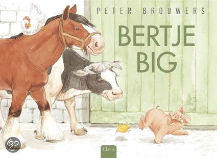 Bertje Big + CD