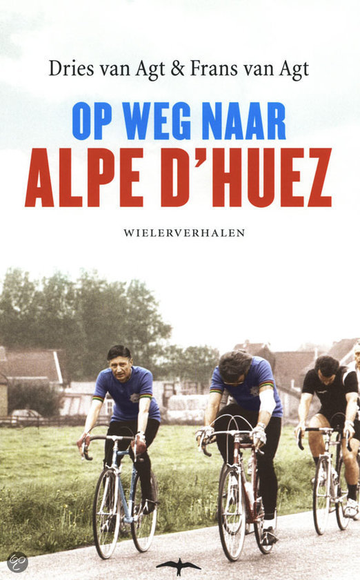 Op weg naar Alpe d'Huez