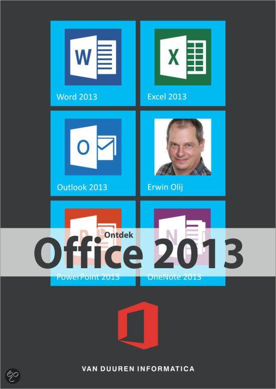 Ontdek Office 2013