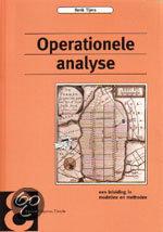 Operationele analyse