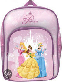 1d27c2326b6 Disney Princess Rugzak - bol.com