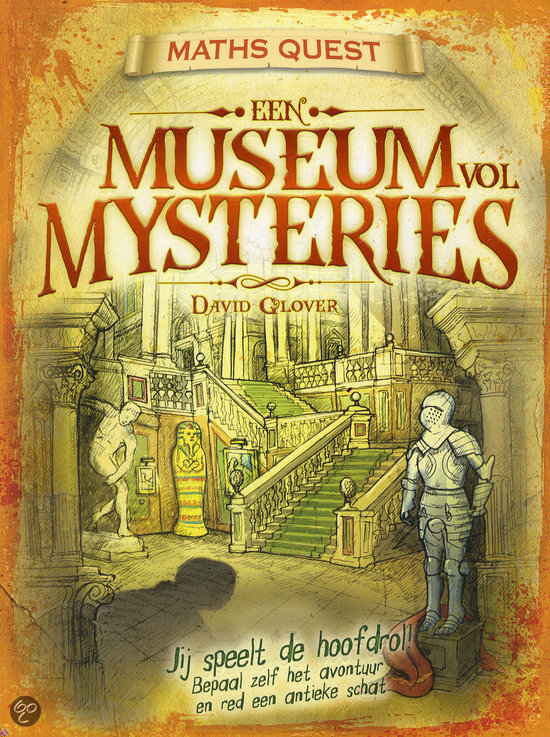 Een museum vol mysteries
