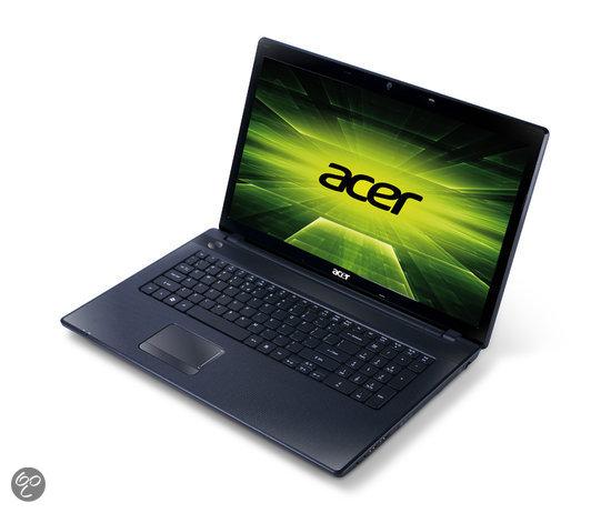 Acer Aspire 7250-4504G32MNKK Laptop - AMD 1.65 GHz / 4GB DDR3 RAM / 320GB HDD / AMD HD 6320 / 17.3 inch / QWERTY