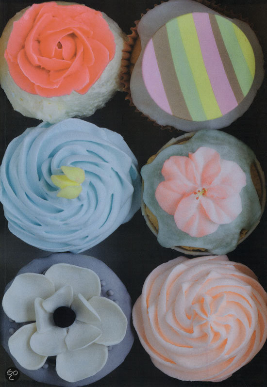 Happiness is a cupcake set