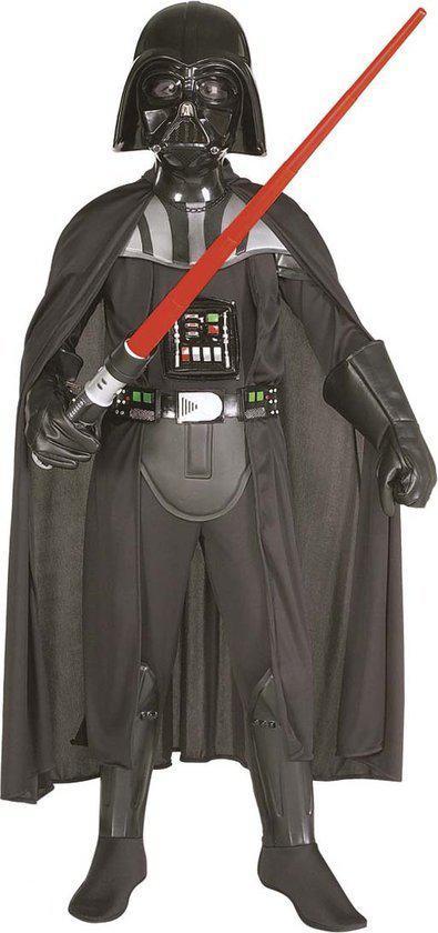 Star Wars Darth Vader Deluxe - Maat S - 103/116 - 3-5 jaar