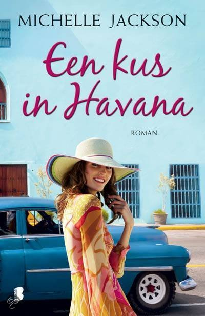 cover Een kus in Havana