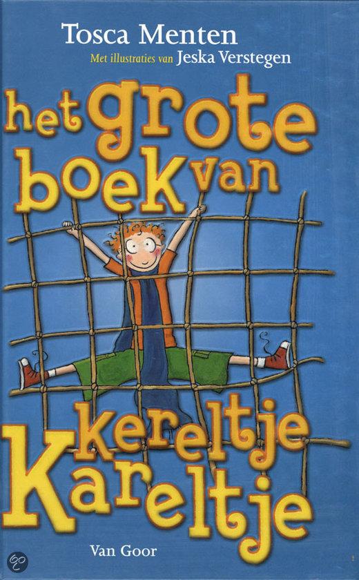 Het Grote Boek Van Kereltje Kareltje