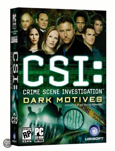 Csi Crime Scene Investigation 2: Dark Motives - Windows kopen