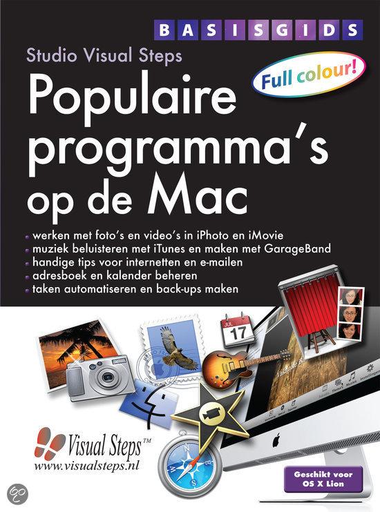 Basisgids Populaire Programma's Op De Mac