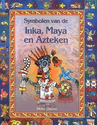 Symbolen van de inca maya en azteken