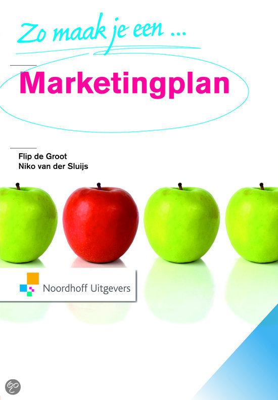 Zo maak je een marketingplan