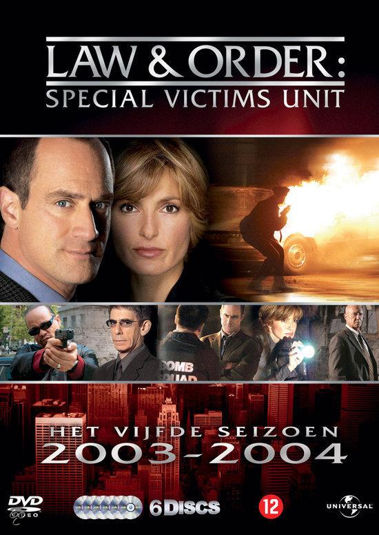 Law & Order: Special Victims Unit - Seizoen 5