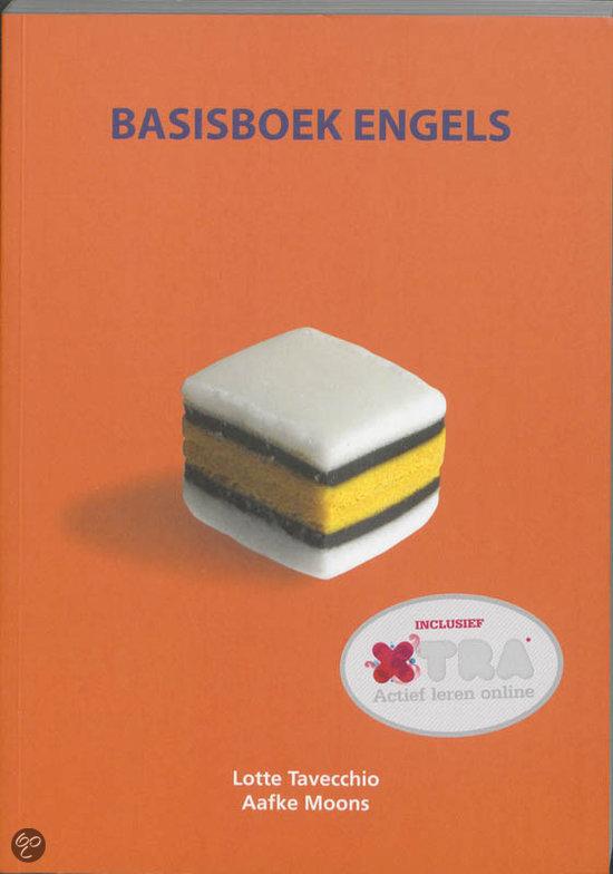 Basisboek Engels + XTRA toegangscode