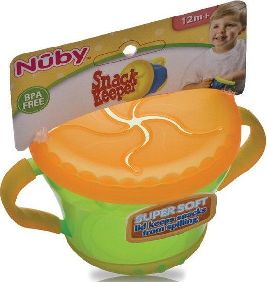Nuby Snack Bewaarbeker