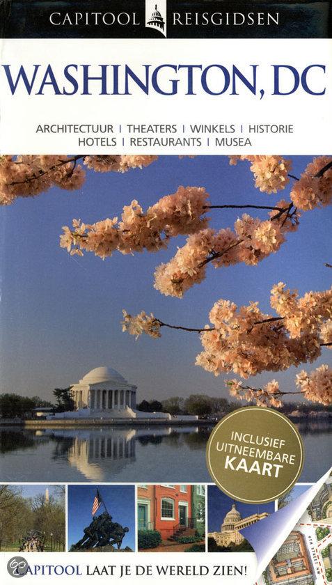Capitool reisgids Washington D.C.