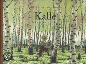 Kalle de kleine stierenvechter