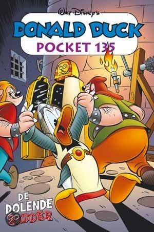 Donald Duck Pocket / 135 De dolende ridder
