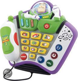 VTech Buzz Lightyear Praat & Leer Telefoon