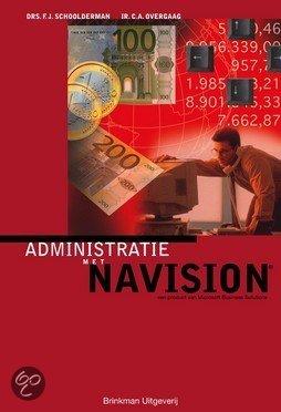 Administratie met Navision