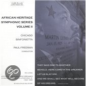 African Heritage Symph. Series Vol2
