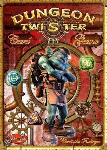 Afbeelding van het spel Dungeon Twister - Card Game - Kaartspel