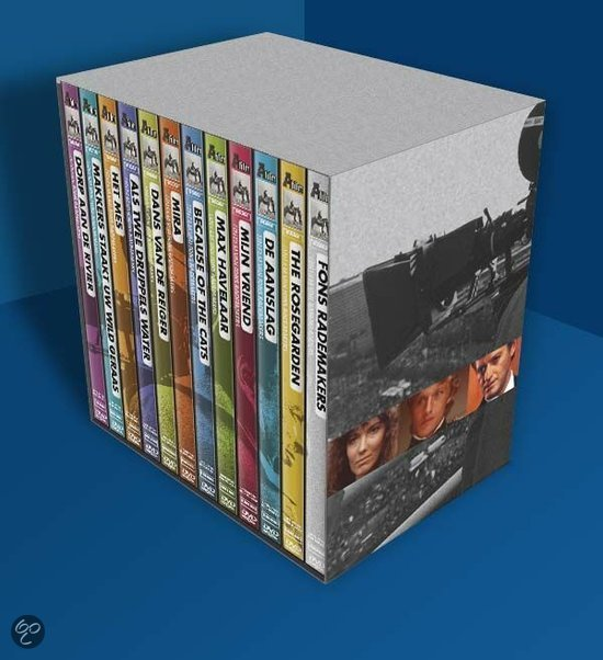 Fons Rademakers Box (12DVD)