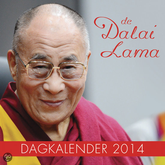 De Dalai Lama dagkalender / 2014