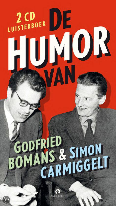De humor van Godfried Bomans en Simon Carmiggelt (luisterboek)
