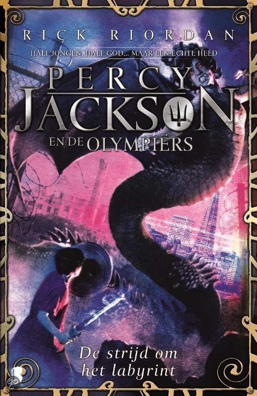 Percy Jackson en de Olympiers / 4: de strijd om het labyrint