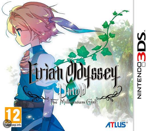 Etrian Odyssey Untold: The Millennium Girl - 2DS + 3DS kopen