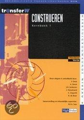 Construeren / 1 / deel Kernboek / druk 2