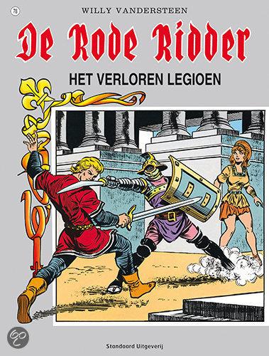 De Rode Ridder 078 Het verloren legioen