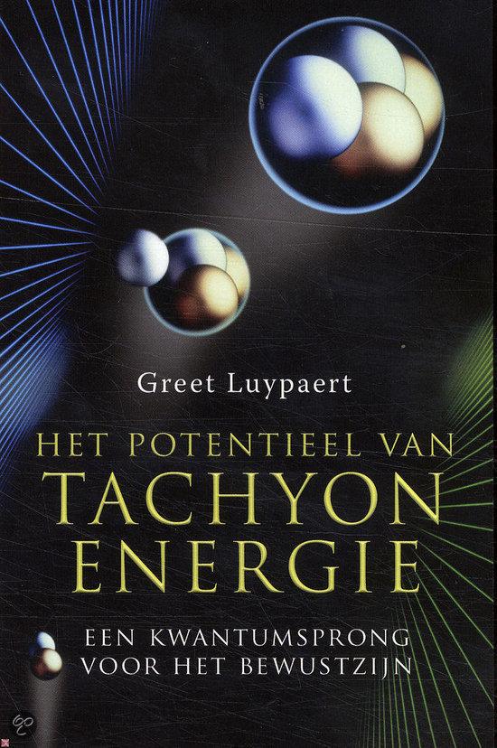 Het potentieel van tachyon-energie