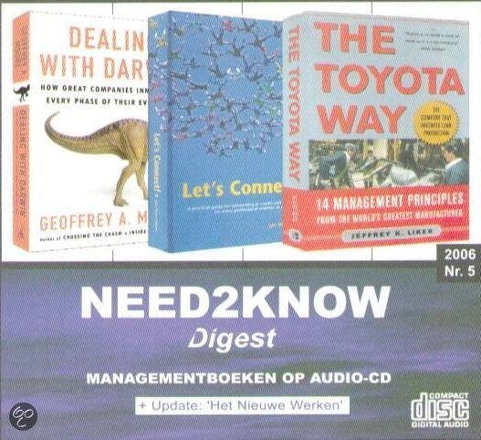 2006 4 Need2Know luisterboek