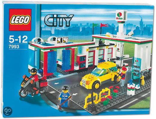 Bol com lego city benzinestation 7993 lego