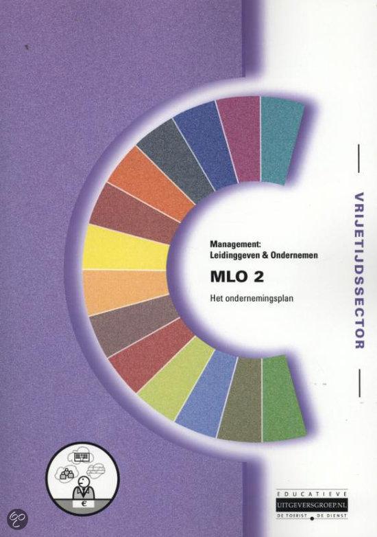 MLO 2 / Het ondernemingsplan