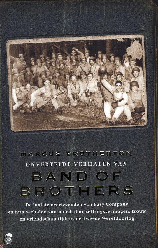 Onvertelde verhalen van de Band of Brothers
