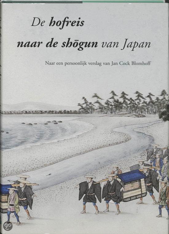 De Hofreis Naar De Shogun Van Japan