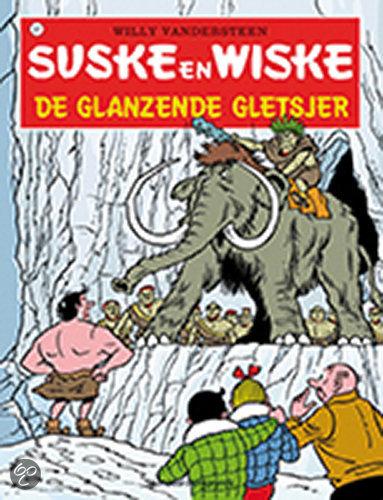 Suske en Wiske 207 De glanzende gletsjer