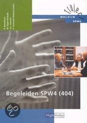Begeleiden SPW4 / 404 / deel Theorieboek