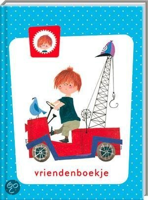 Pluk Vriendenboek (set 6 ex.)