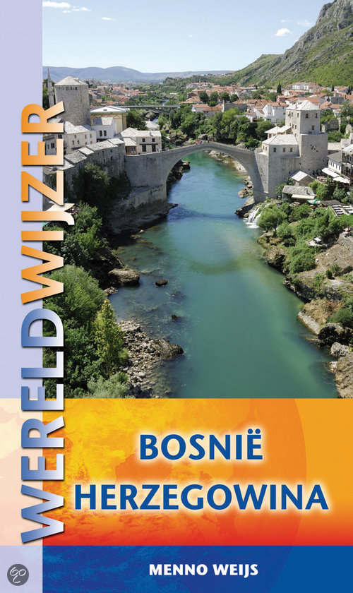 Wereldreisgids Bosnië Herzegowina