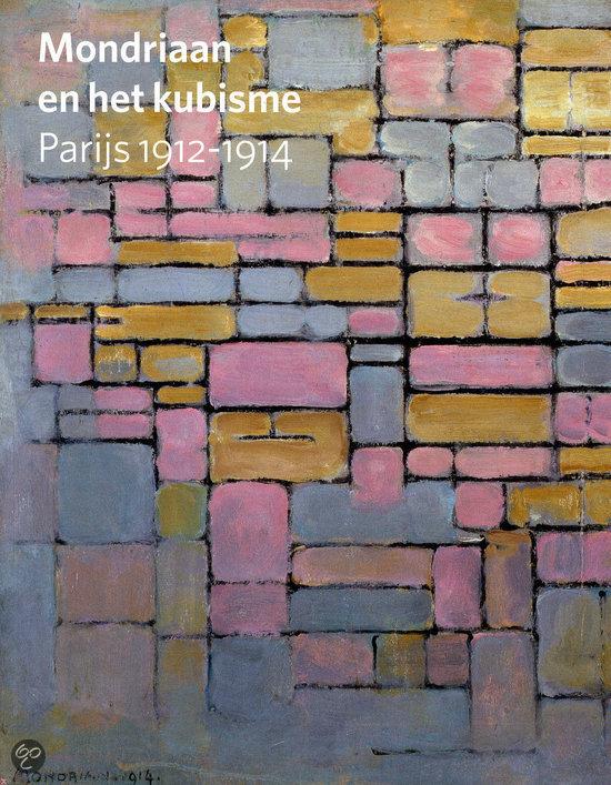 Mondriaan en het kubisme