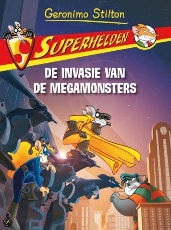 Superhelden / 2 De invasie van de megamonsters