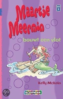 Maartje Meermin bouwt een vlot