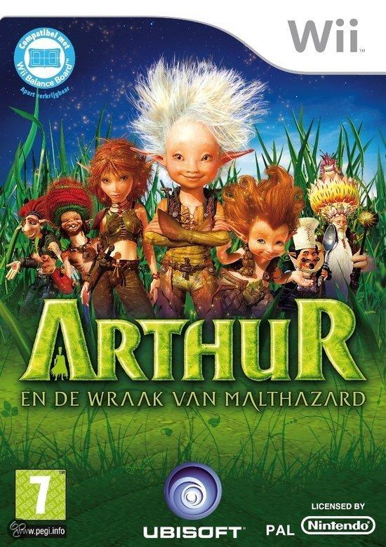 Arthur En De Wraak Van Malthazard