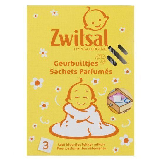 Zwitsal - Geur Builtjes - 3 stuks