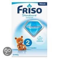 Friso Standaard 2 - Opvolgvoeding - 800 gram