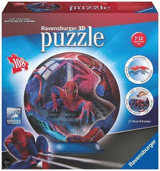 Ravensburger Puzzelbal Spider-Man