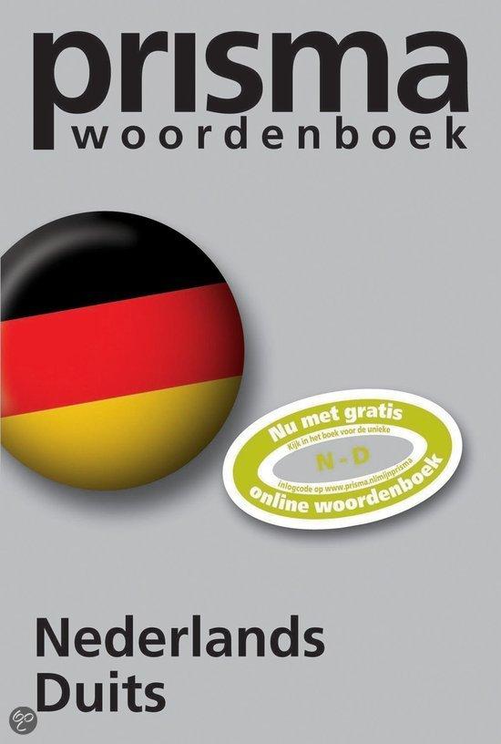 Nederlands Duits
